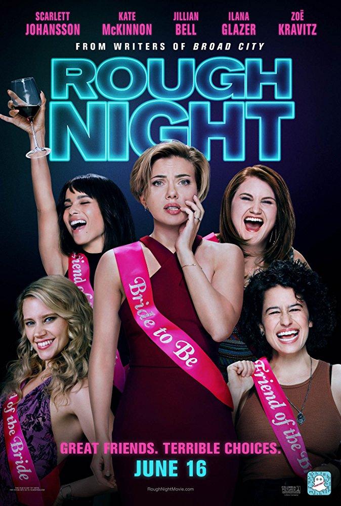 A Noite é Delas (2017)