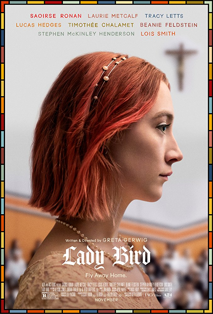 Lady Bird: A Hora de Voar (2017)
