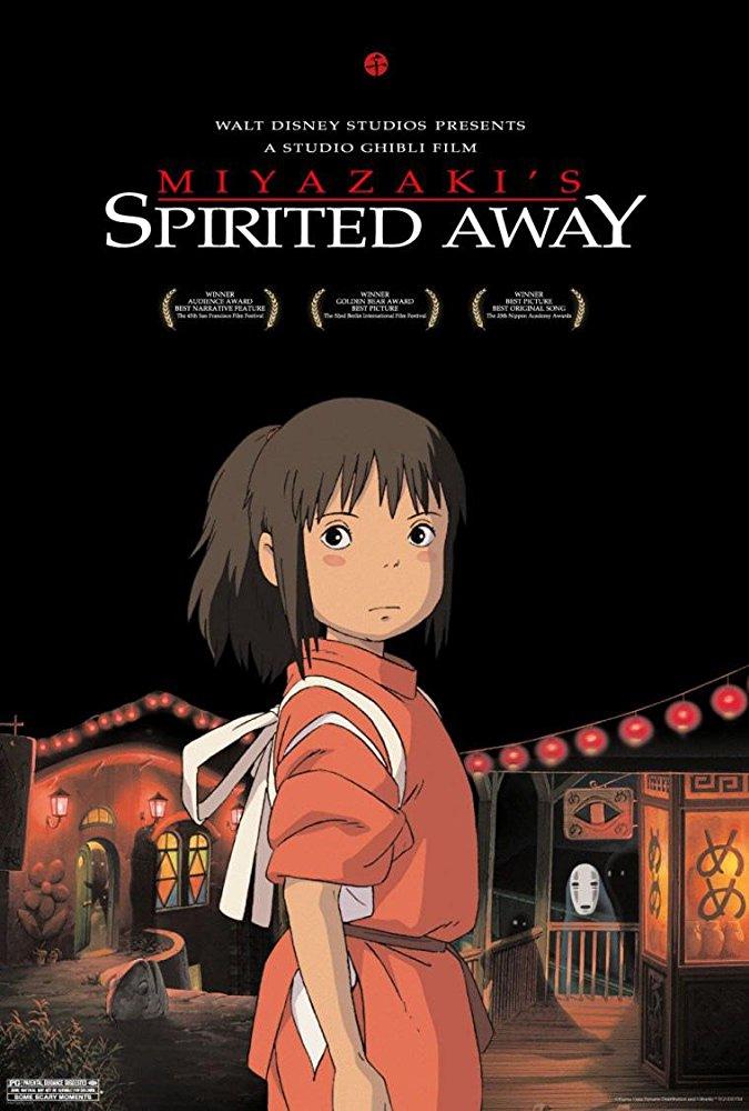 A Viagem de Chihiro (2001)