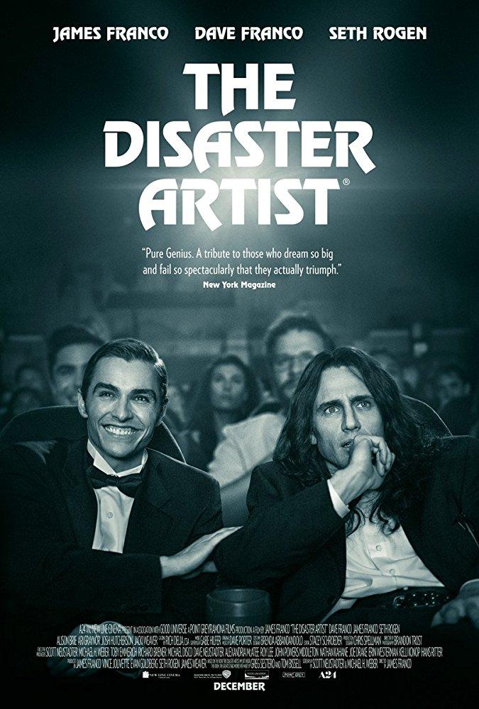 O Artista do Desastre (2017)