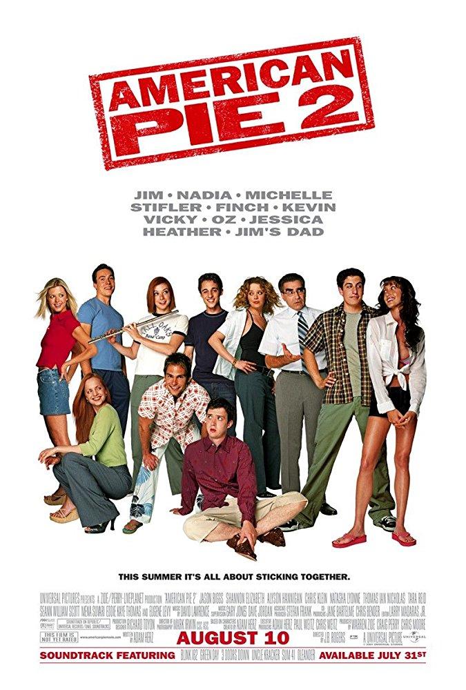 American Pie 2: A Segunda Vez é Ainda Melhor (2001)