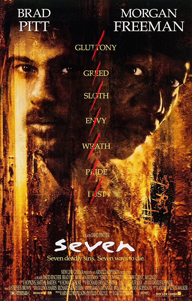Seven: Os Sete Crimes Capitais (1995)