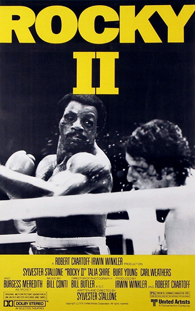 Rocky II: A Revanche (1979)
