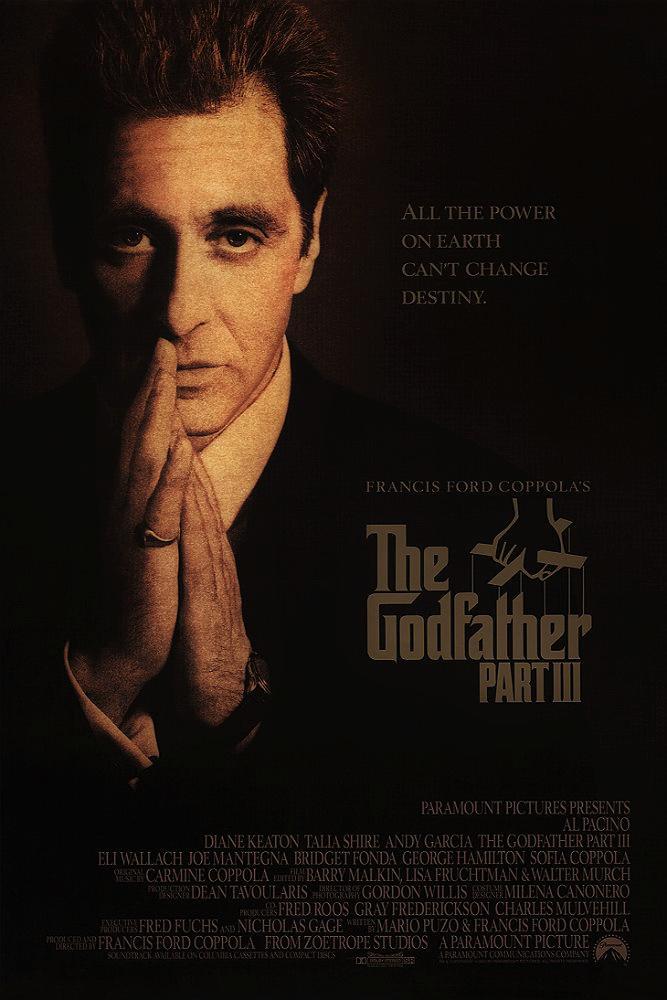 O Poderoso Chefão III (1990)