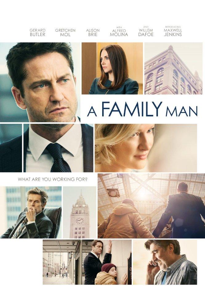 Um Homem de Família (2016)