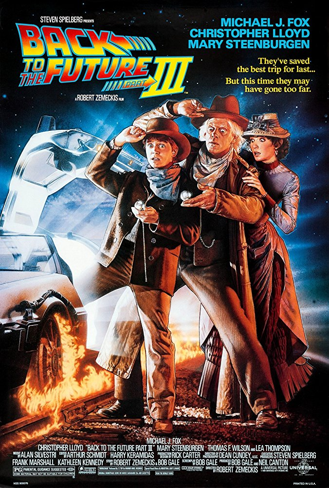 De Volta para o Futuro Parte III (1990)