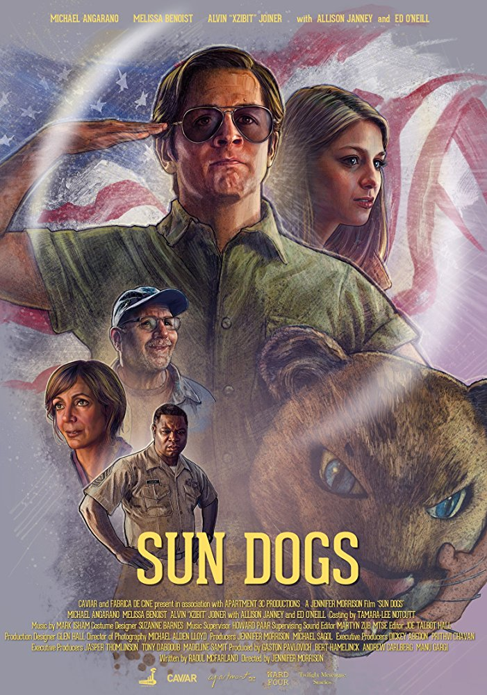 Cães de sol (2017)