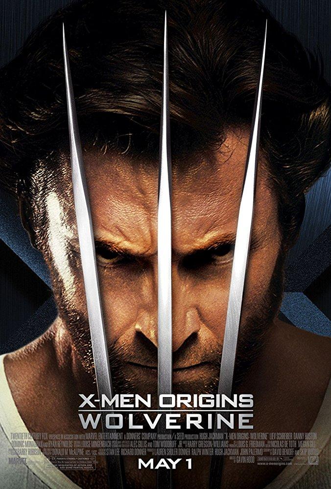 X-Men Origens: Wolverine (2009)