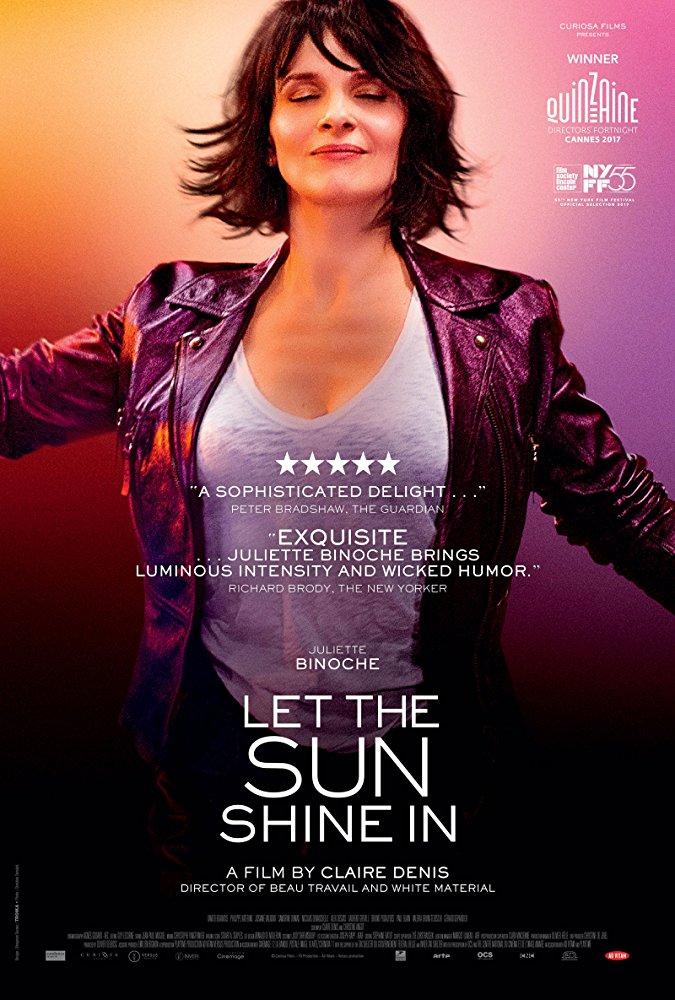Deixe a Luz do Sol Entrar (2017)