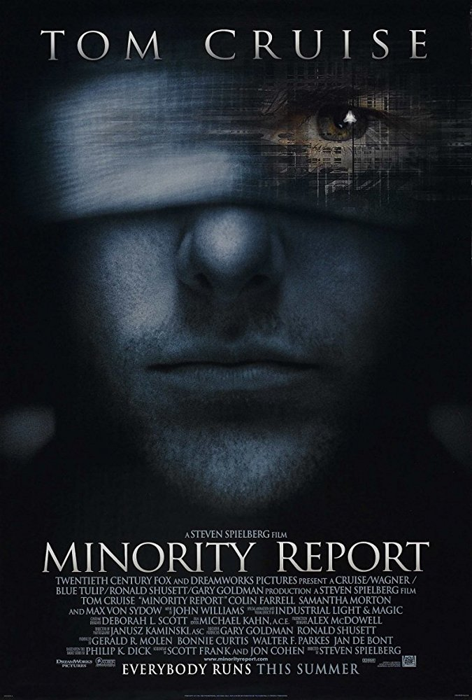 Minority Report – A Nova Lei (2002)