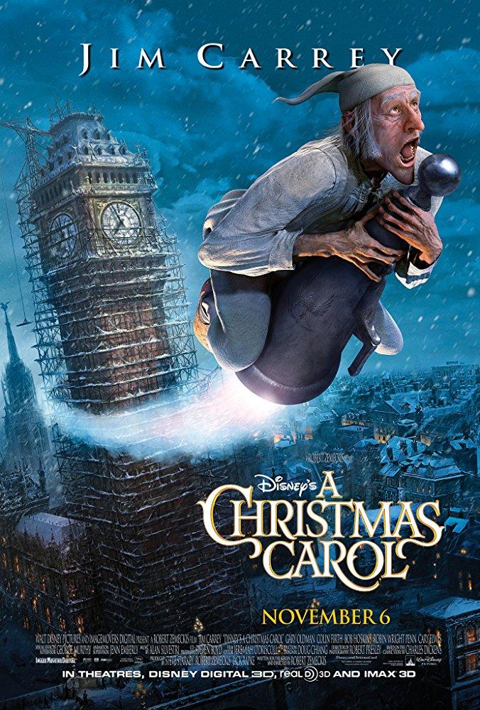 Os Fantasmas de Scrooge (2009)