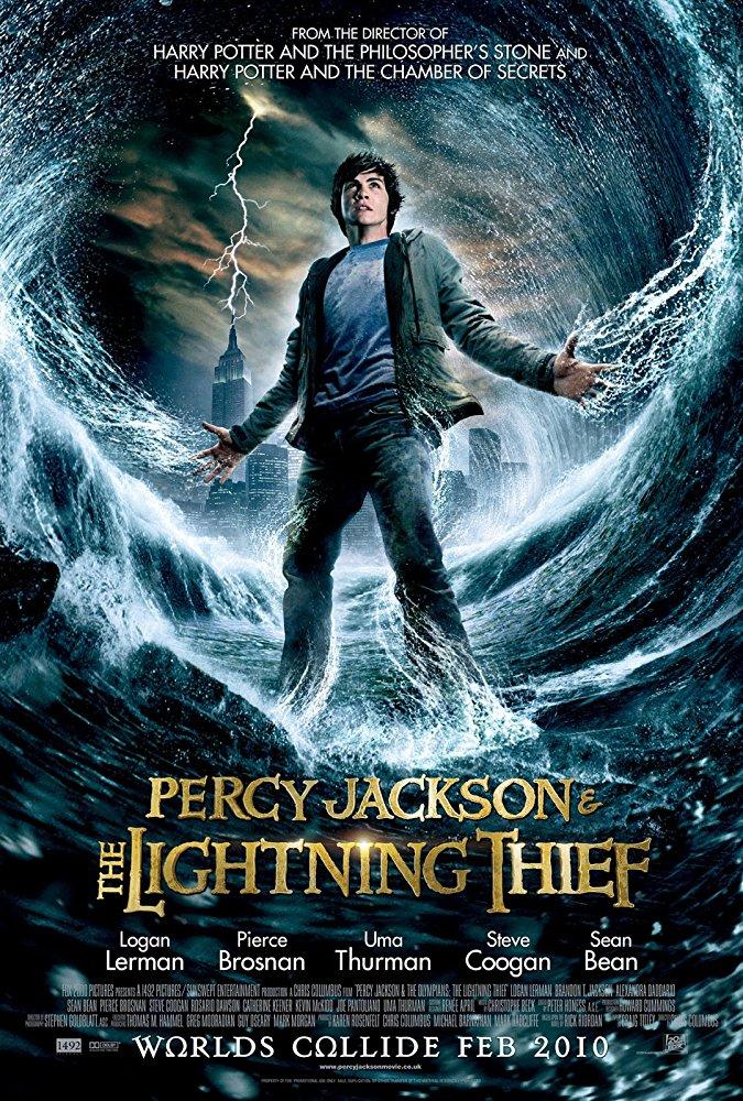 Percy Jackson e o Ladrão de Raios (2010)