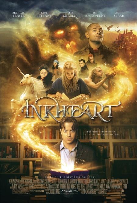 Coração de Tinta: O Livro Mágico (2008)