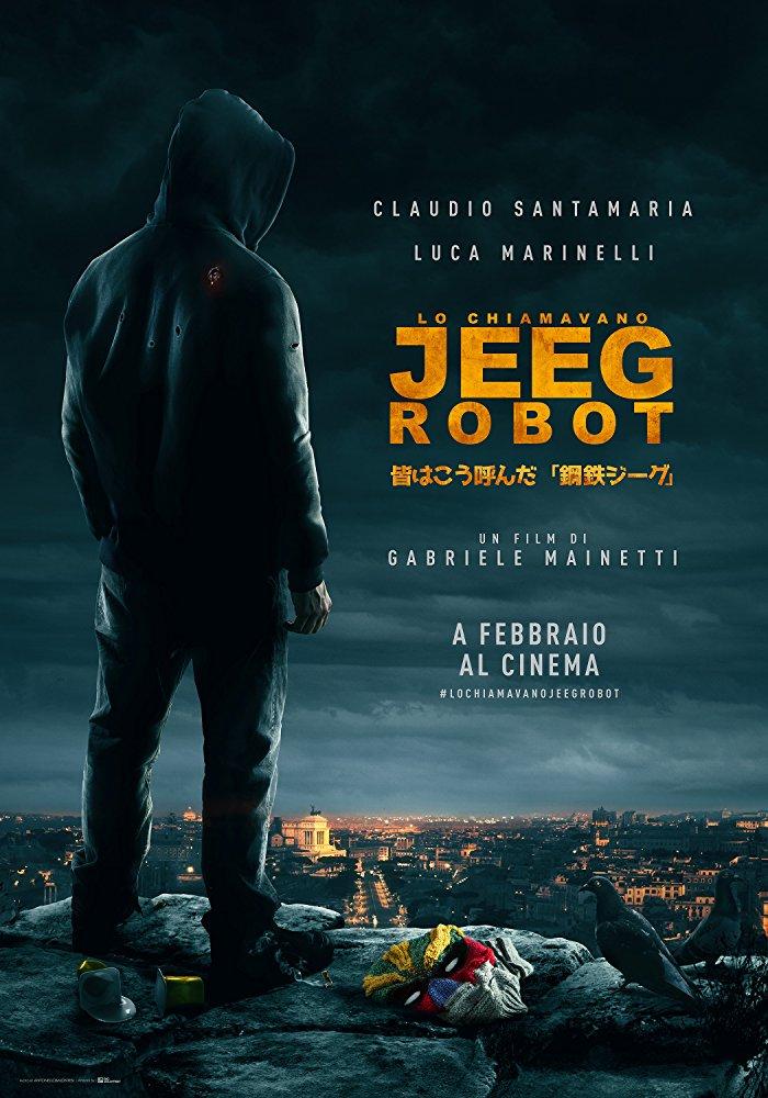 Meu Nome é Jeeg Robot (2015)