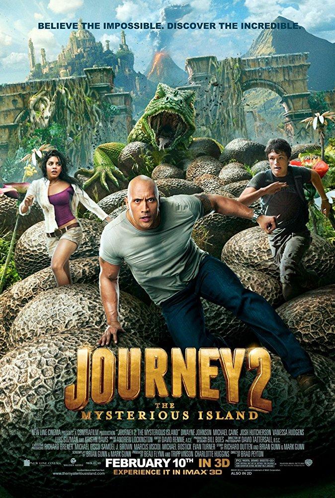 Viagem 2: A Ilha Misteriosa (2012)