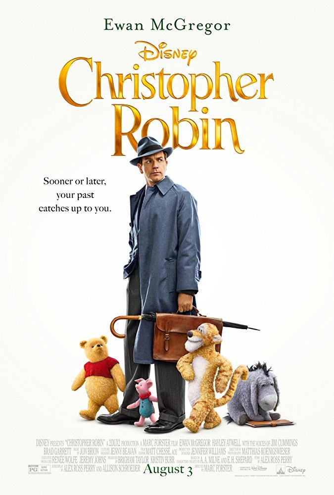 Christopher Robin – Um Reencontro Inesquecível (2018)