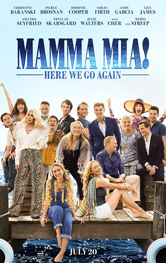 Mamma Mia! Lá Vamos Nós de Novo (2018)