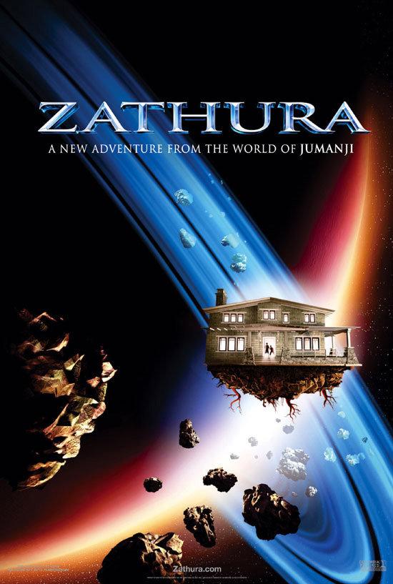 Zathura: Uma Aventura Espacial (2005)