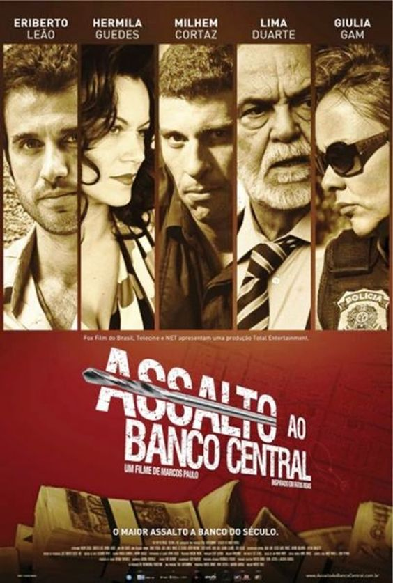 Assalto ao Banco Central (2011)