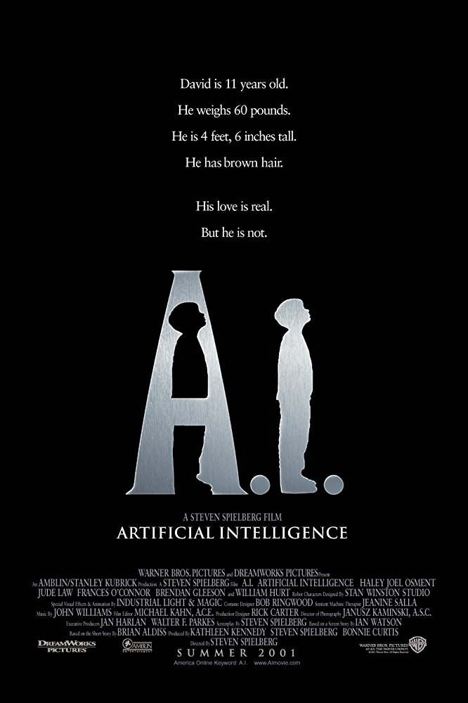 A.I.: Inteligência Artificial (2001)