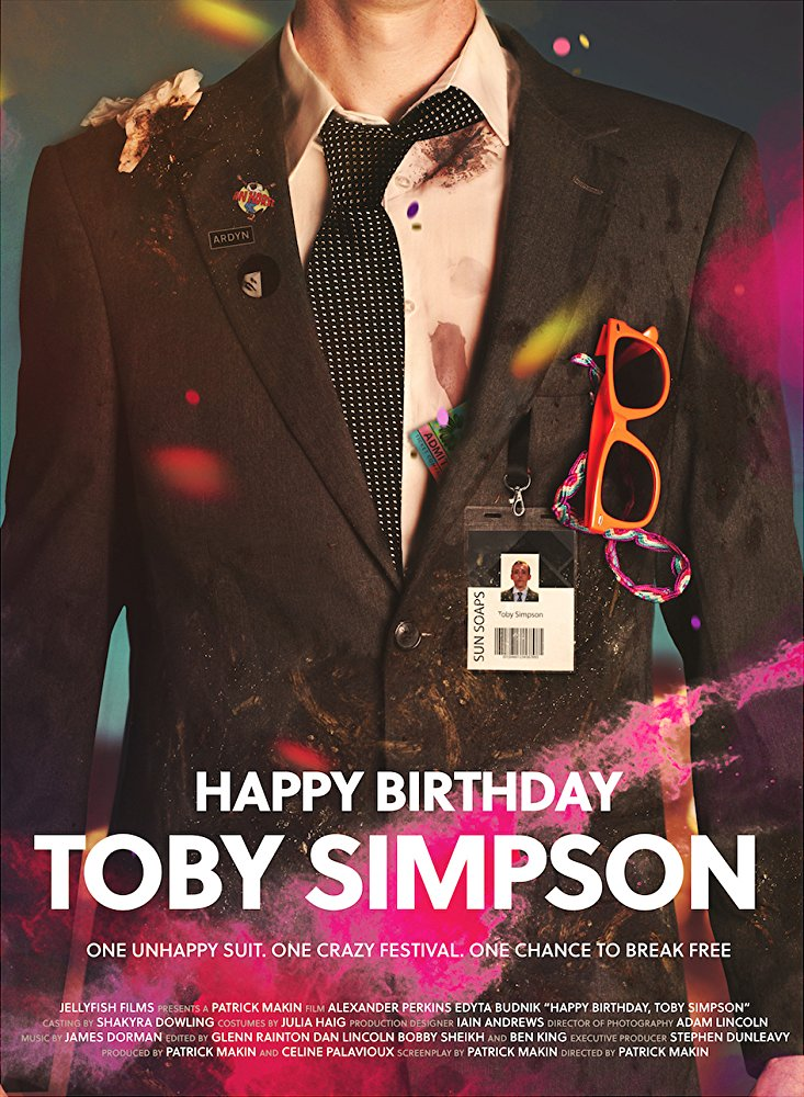 Happy Birthday, Toby Simpson (2017)