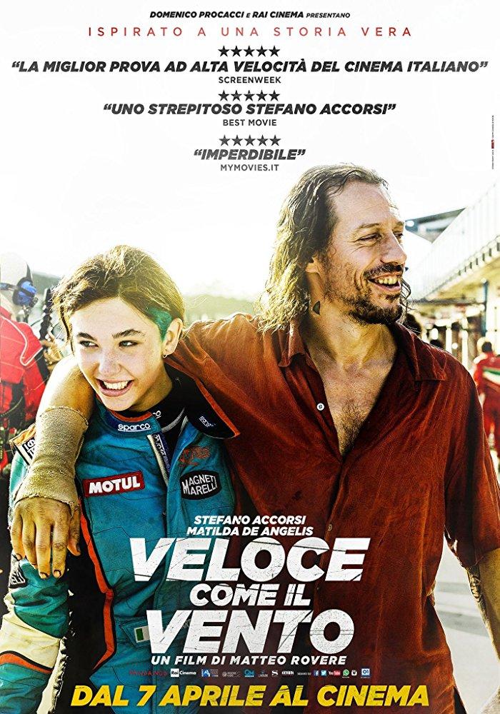 Veloz Como o Vento (2016)