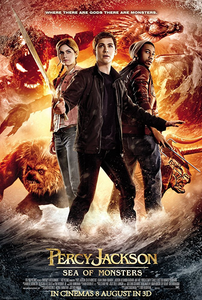 Percy Jackson e o Mar de Monstros (2013)