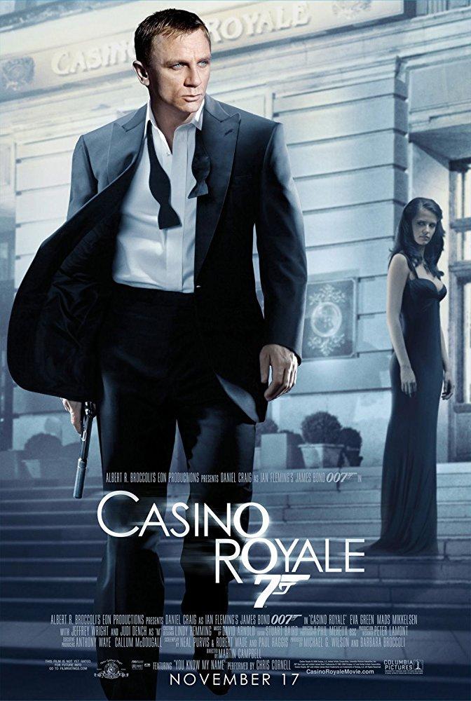 007 – Cassino Royale (2006)