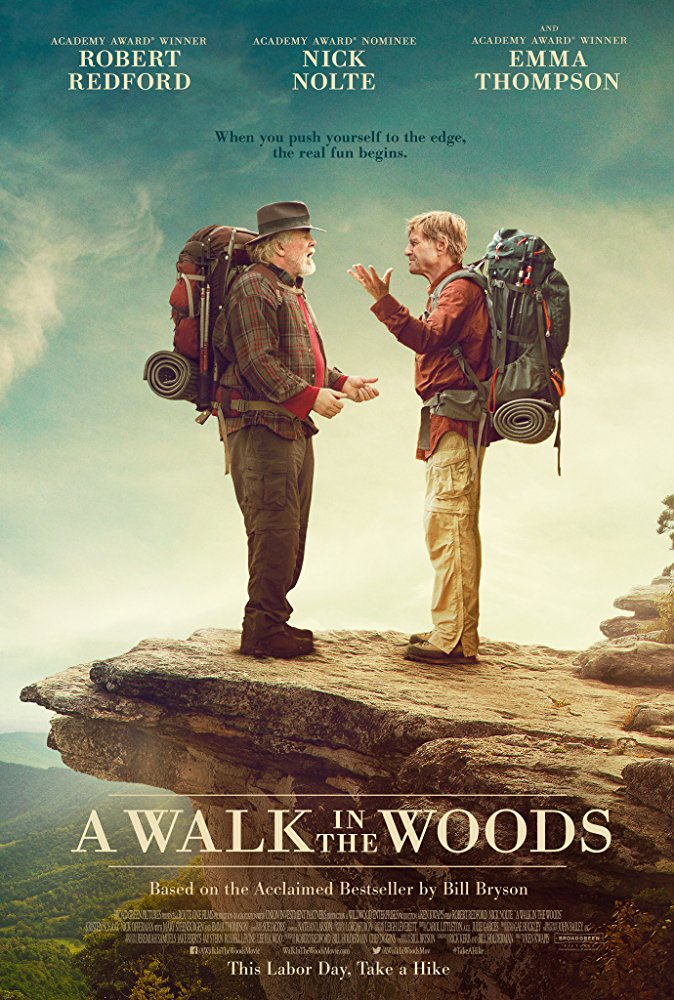 Uma Caminhada na Floresta (2015)