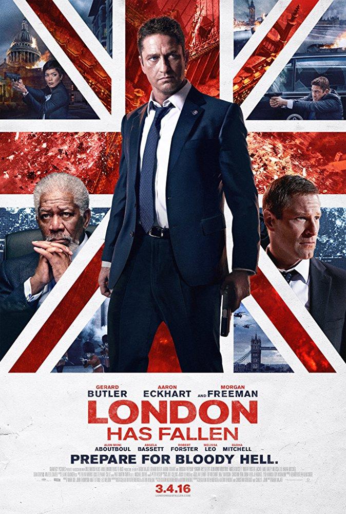 Invasão a Londres (2016)