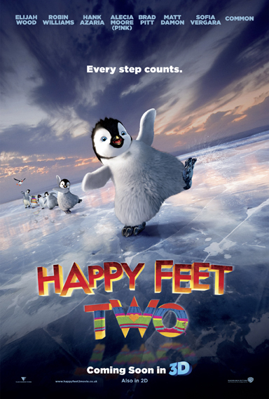 Happy Feet 2: O Pinguim (2011)
