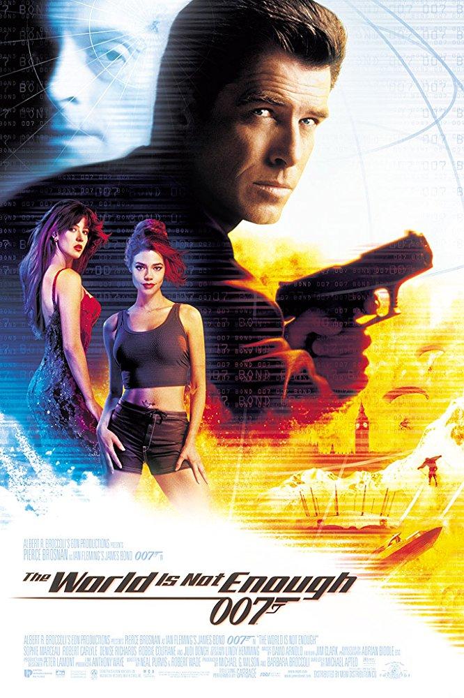 007 – O Mundo Não é o Bastante (1999)