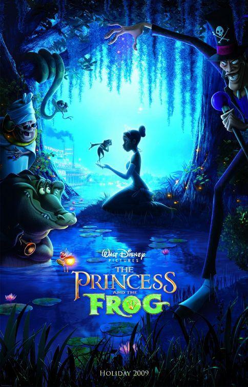 A Princesa e o Sapo (2009)