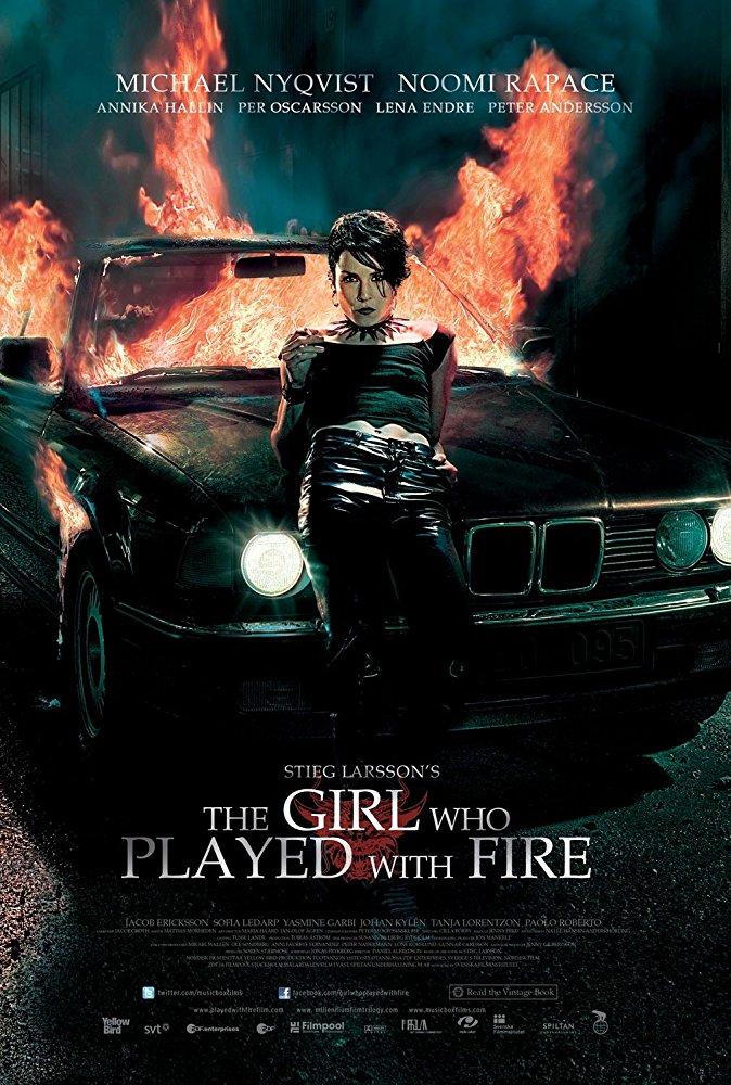 A Menina Que Brincava Com Fogo (2009)