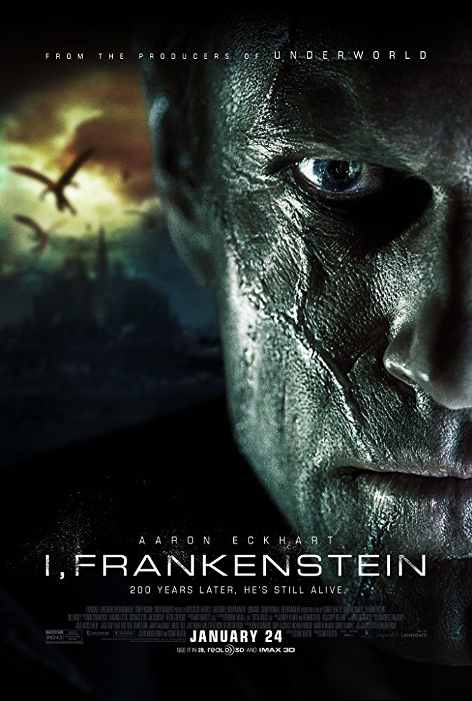 Frankenstein: Entre Anjos e Demônios (2014)