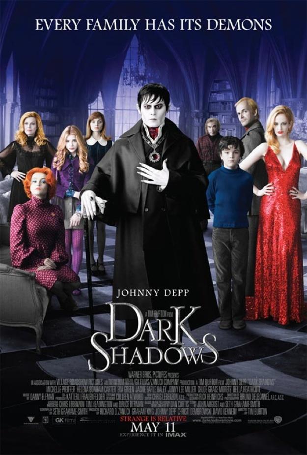 Sombras da Noite (2012)