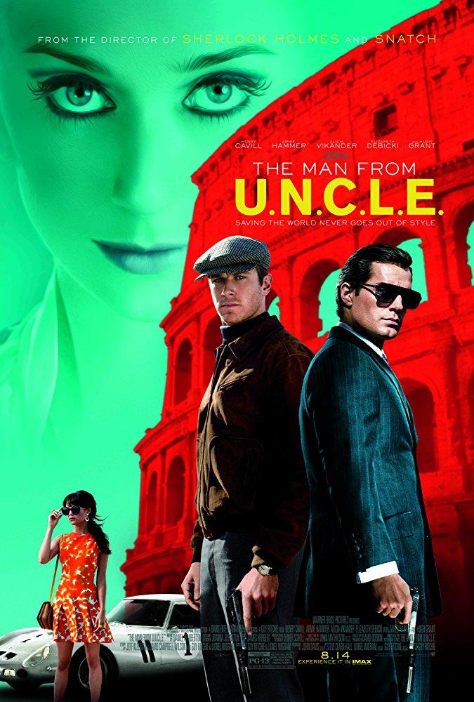 O Agente da U.N.C.L.E. (2015)