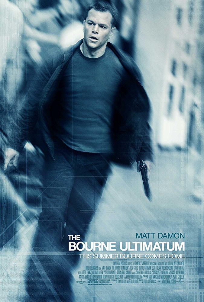O Ultimato Bourne (2007)
