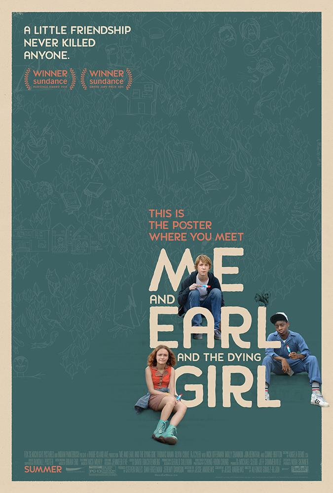 Eu, Você e a Garota Que Vai Morrer (2015)
