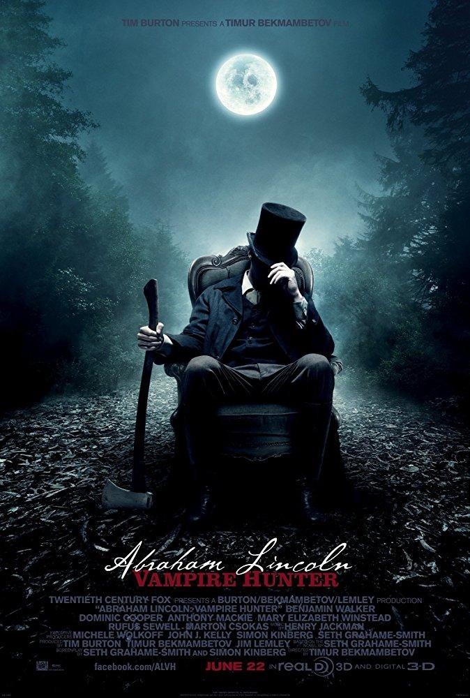 Abraham Lincoln: Caçador de Vampiros (2012)