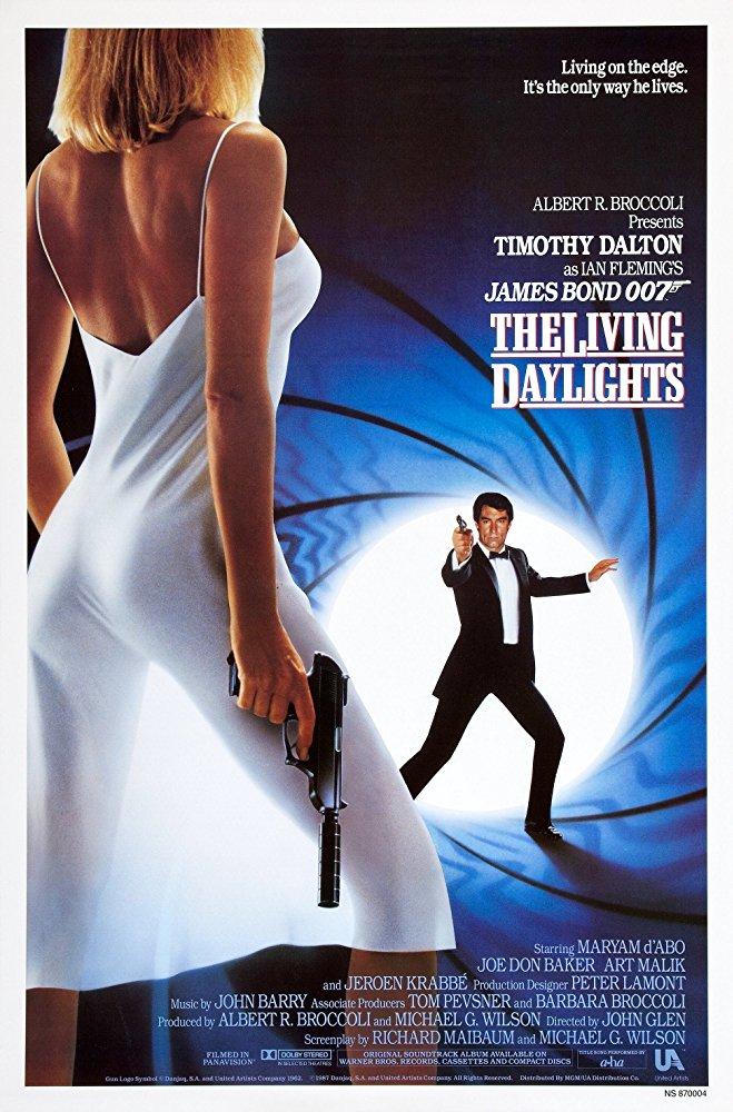 007 Marcado para a Morte (1987)