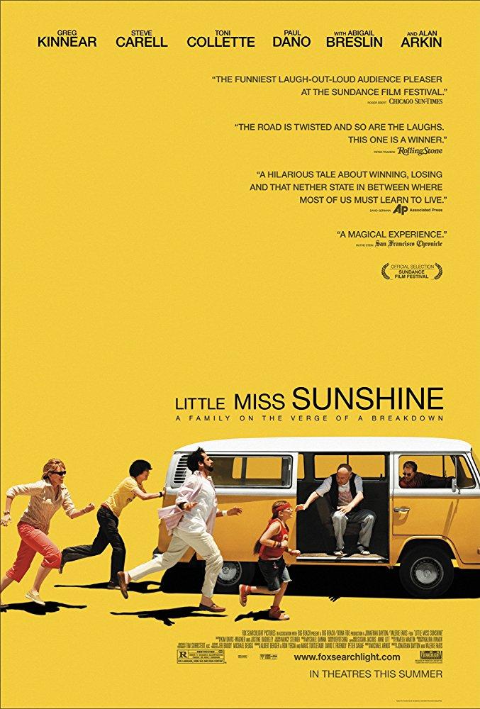 Pequena Miss Sunshine (2006)
