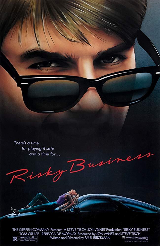Negócio Arriscado (1983)