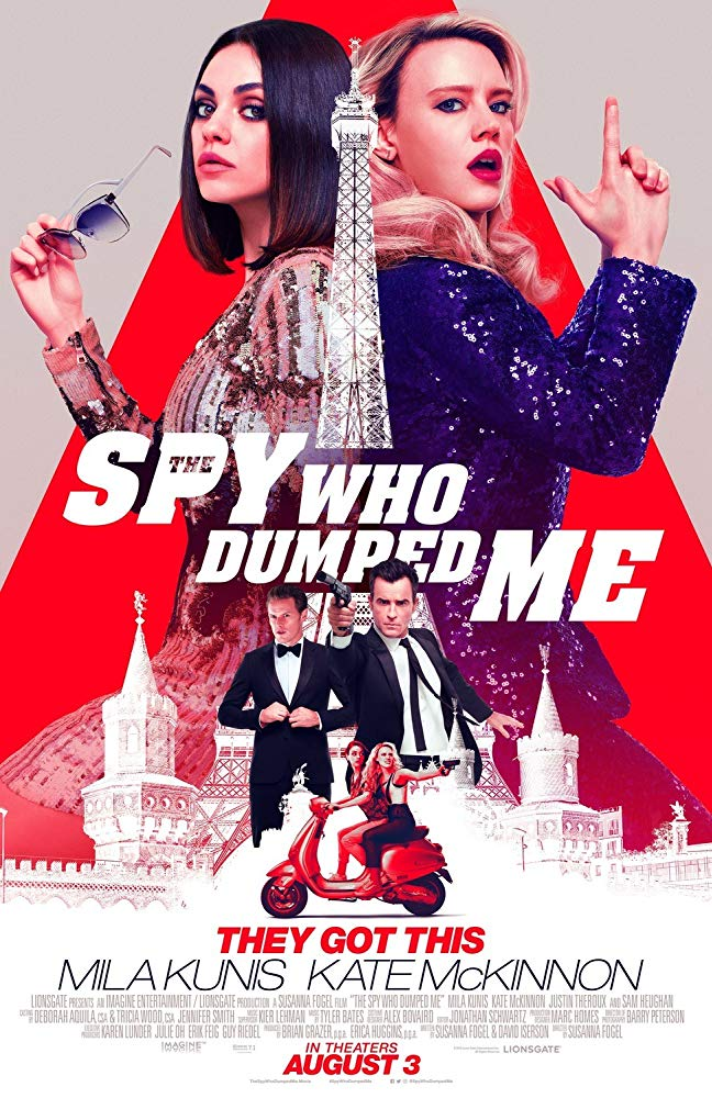 Meu Ex é um Espião (2018)