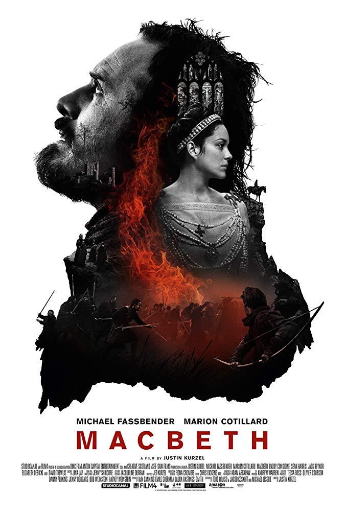 Macbeth: Ambição e Guerra (2015)