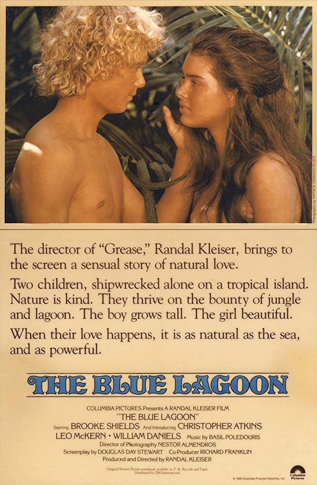 A Lagoa Azul (1980)