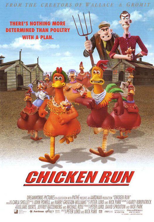 A Fuga das Galinhas (2000)