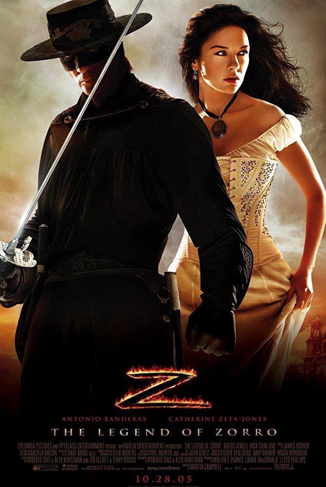 A Lenda do Zorro (2005)