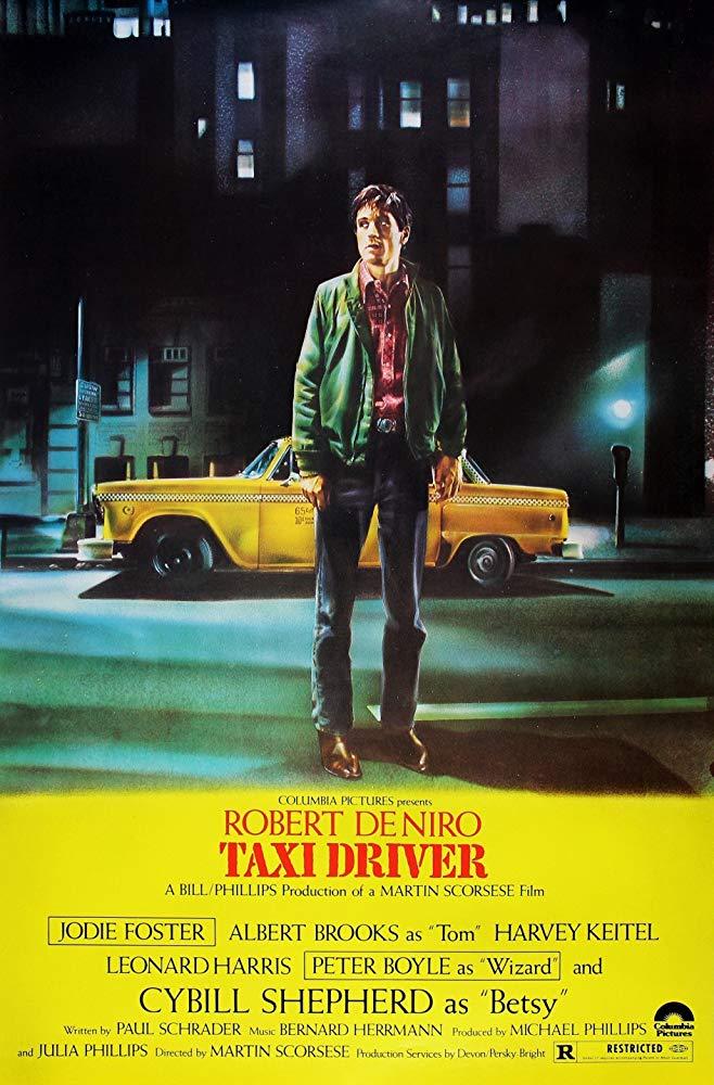 Taxi Driver: Motorista de Táxi (1976)