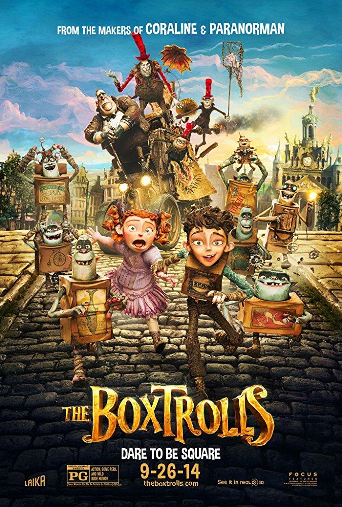 Os Boxtrolls (2014)